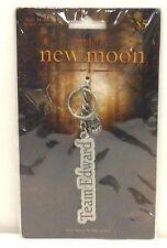 NEW NECA Team Edward Keychain W Cullen Crest Key Ring Keyring Twilight Saga Moon