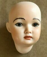 Simon & Halbig 1329 Bisque doll head Germany reproduction girl parts making