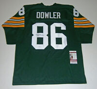 PACKERS Boyd Dowler signed jersey w/ #86 JSA COA AUTO Autographed