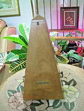 Vintage Seth Thomas Metronome De Maelzel - Good Condition