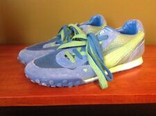 Guess Striker By Marciano Sneakers Women's 9 Blue Green Athletic Fitness Shoes