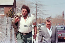 4x6  WRESTLING PHOTO   ANDRE THE GIANT   A2056     wwe   tna