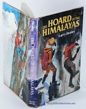 The Hoard of the Himalayas by Larry HEALEY: VG+ 1st Edition/Good DJ 80447