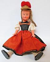 Vtg Crazy Eyes Doll Schwarzwald  Black Forest If Adam Schiff had a Love Child