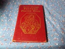 1959 Book Saint Joseph Picture Prayer Book Beautifully Illustrated 61 Pages