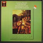 "ANTHONY BAILES: lute recital ANGEL 12"" LP 33 RPM"