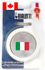 Bialetti Stainless Steel Gasket Filter Plate Replacement Parts, 6-Cup Venus, Mus
