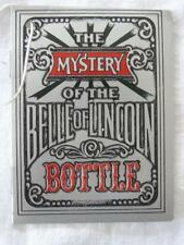 JACK DANIEL'S BELLE OF LINCOLN HANG TAG