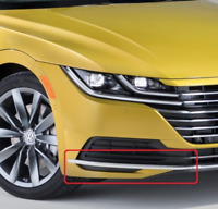 Neuf Original VW Arteon Avant Pare-Choc Chrome Bord Moulure Droit 3G88532542ZZ