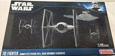 Raro Nuevo Fine Molds 1/48 Star Wars Tie Fighter Modelo Kit SW-12