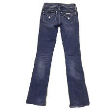 HUDSON Beth Baby Slim Boot Cut Jean Medium Size 26 x 35 Long