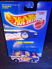 CLEARANCE - Classic 1993 CAMARO Race Car / #242 - Unopened 1991 Hot Wheels