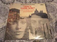 Vintage Ter Records Nicolas Roeg DON 'T LOOK NOW Banda Sonora Pino Donaggio Raro