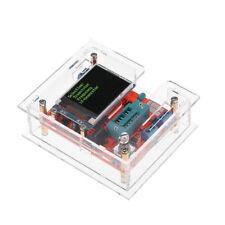 Diode Capacitance ESR Meter Component Tester Transistor Assembled,Soldered