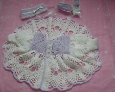 Baby reborn Doll Crochet Pattern **Chloe** DK Wool