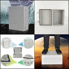 Durable Junction Box Universal Abs Plastic Electrical Dustproof Waterproof Ip65