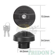 TRIDON FUEL CAP LOCKING FOR Nissan Navara Diesel D22 01/02-06/11 4 2.5L YD25DDT