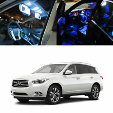 9-Light SMD Full LED Interior Lights Package Deal For 2013 and up Infiniti JX35
