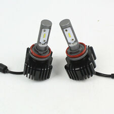 Pair 160W 16000LM Philips LED Headlight Bulbs 9006 HB4 HID White 6000K Hi/L