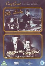 MR LUCKY + NONE BUT THE LONELY HEART * Cary Grant * REGION 2 UK DVD New/Sealed