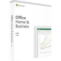Office 2019 Home & Business  for Mac Volumenlizenzdatei vorinstalliert