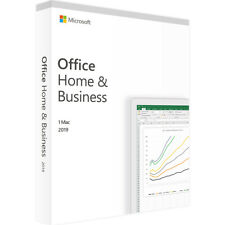 Office 2019 Home & Business  for Mac Volumenlizenzdatei vorinstalliert