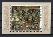 China 1987 S/S Souvenir Sheet T116M clean MNH OG