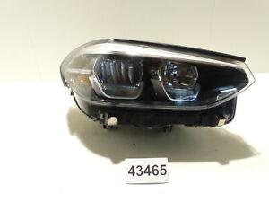 Original BMW X3 G01 G08 Faro LED Derecha Con Steuergeräten 7466132