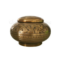 Mini Keepsake Urn - Enchanted Vines Small Keepsake Urn, Cremation Urns for Ashes