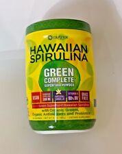 Pure Hawaiian Spirulina Green Complete Superfood Powder Vegan Non GMO EXP 01/22