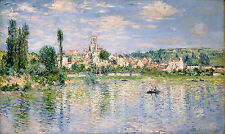 Vetheuil In Summer by Claude Monet Art Print Poster 11x14