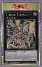 Bujintei Susanowo CT11-FR002 Lumière Bête-Guerrier XYZ Effet Niveau 4