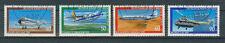 Berlin Briefmarken 1980 Luftfahrt Mi.Nr.617-620
