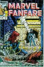 Marvel Fanfare # 12: Black Widow (George Perez) (Estados Unidos, 1984)