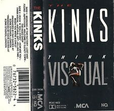 Kinks - Think Visual (Cassette) LYRICS