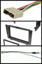 Double Din Car Radio Install Kit Combo for 2007 2008 2009 2010 2011 Honda CRV