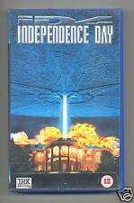 Independence Day - Will Smith - Digitally Mastered THX Sci-Fi VHS Video - 1997