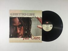 JAH CURE Ghetto Life LP VP VPRL-2215 US 2003 VG++ 12B/I