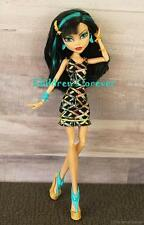 "Monster High Cleo De Nile Scaris City Of Frights Mattel 11"" Doll Articulated"