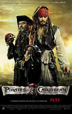 A3 Size - Captain Jack Sparrow Fictional Character GIFT/ WALL DECOR ART POSTER