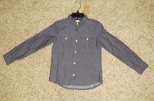 Jean Bourget Girls Long Sleeve Shirt - Size 4 - NWT