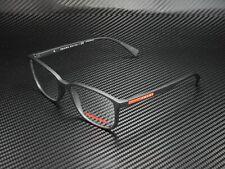 Prada Linea Rossa PS 04IV DG01O1 BLACK RUBBER DEMO LENS Men's Eyeglasses
