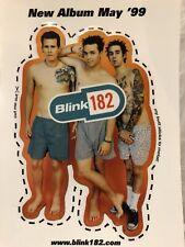 Blink 182 Enema Of The State promotional magnet New 1999 Travis Barker