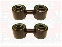2 x Rover 800 XS 1986 Left Right Front Axle Anti Roll Bar Stabiliser Drop Links