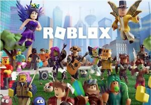 Roblox Poster A3 Printed On Photographic Paper for Excellent Quality