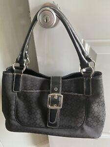 Nine West Black Women's Large Handbag .