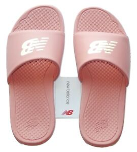 NEW BALANCE PRO SLIDE Pink Beach Pool Sandals NWT Women's Size 7, 8, 9 or 10