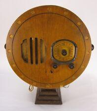 Rare Vintage G & F Searchlight Radio - WORKING