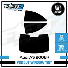 Audi A5 2008 - 2012 Pre Cut Professional Rear Window Tint Kit Several Shades