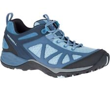 MERRELL WOMENS SIREN SPORT Q2 GTX WALKING HIKING SHOE BLUE